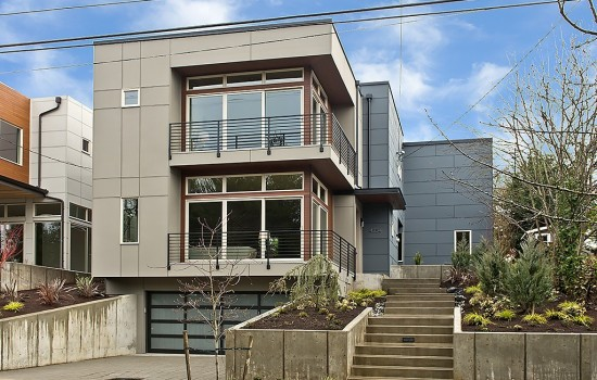 Big New Laurelhurst Modern