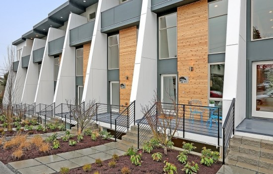 8 Townhomes by Green Canopy