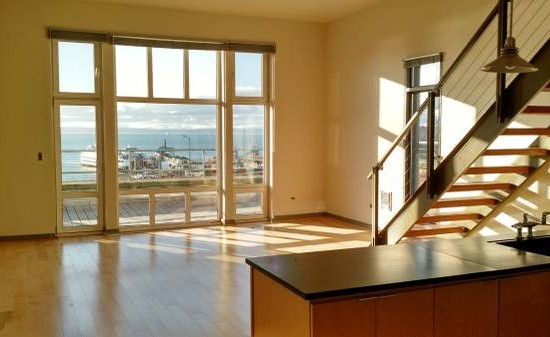 Amazing Pioneer Square Loft for Rent