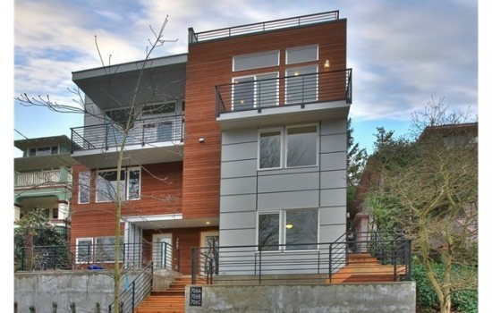 Capitol Hill Townhouses Moving Fast