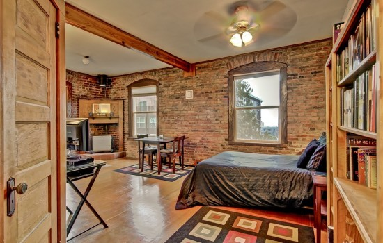 Exposed Brick for $209k