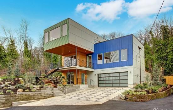 Beacon Hill Modern on a Greenbelt