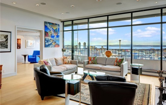 West Facing Capitol Hill Penthouse