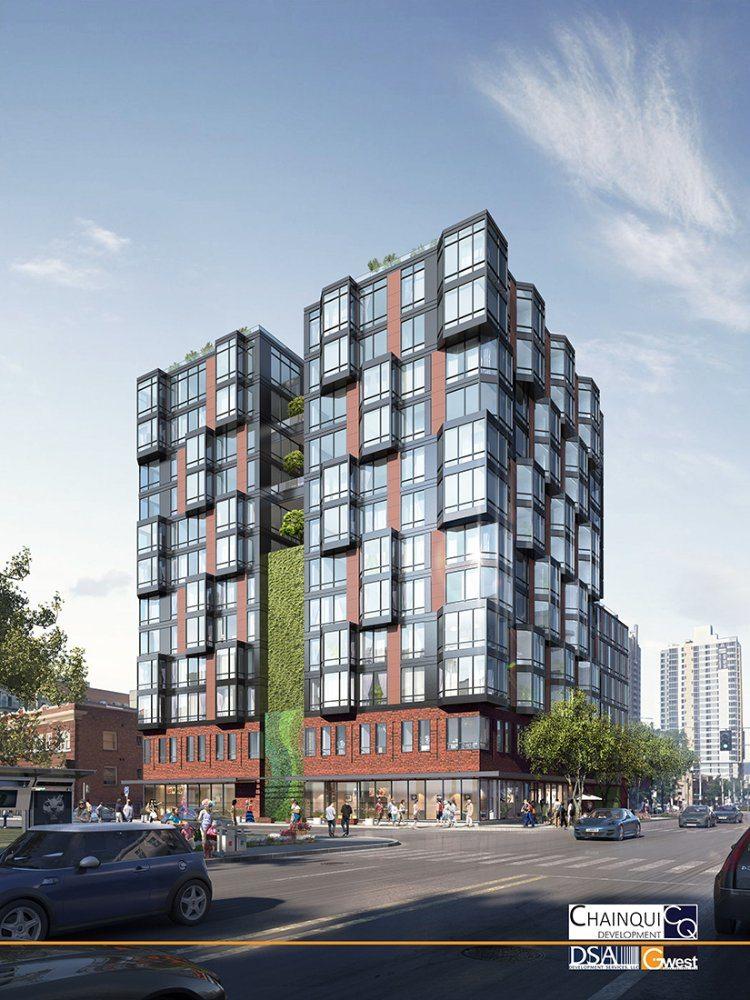 Urban Green Villa rendering