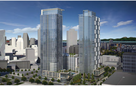 1,200 Condos Coming to SLU?