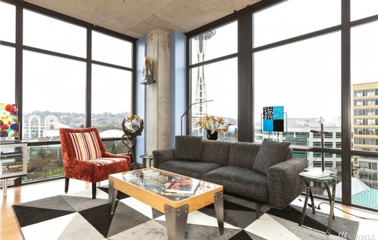 Enjoy the View from Mosler Lofts