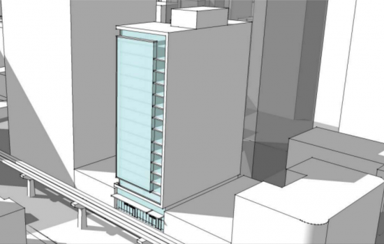 68 Condo Units Coming to Belltown?