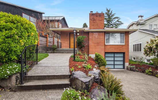 An Urbnlivn Listing: Remodeled Mid-Century in Phinney