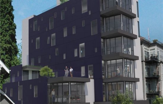 Build Your Own Condo Building on Queen Anne