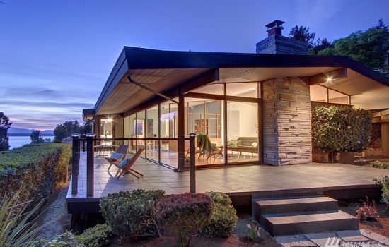 Incredible Magnolia Mid-Century Modern