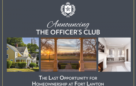 Fort Lawton's Officer Club