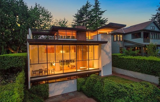 Laurelhurst Mid-Century Modern