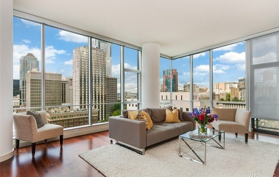 Downtown Penthouse Style Living