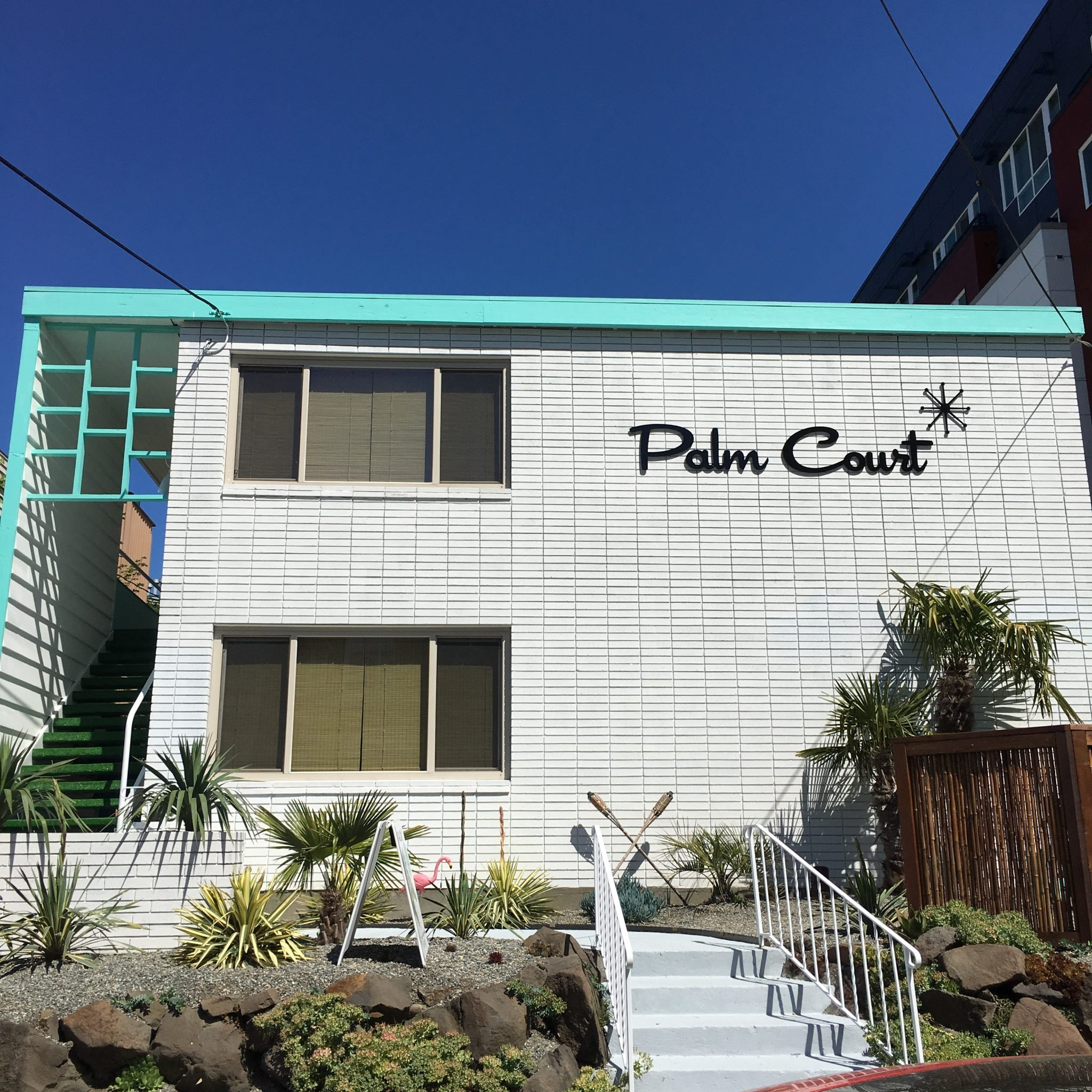 Your Own Mid-Century Apartment Building