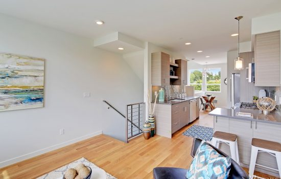 6 Live/Work Townhomes in Ballard