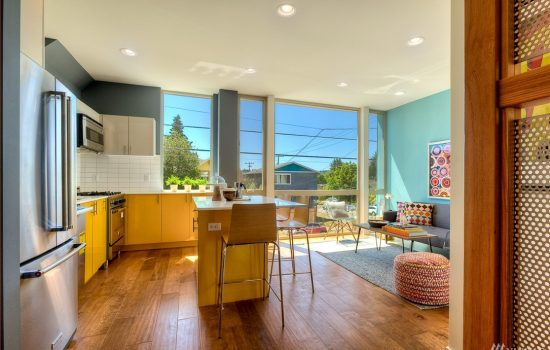 Colorful Listing by Playhouse Design Group