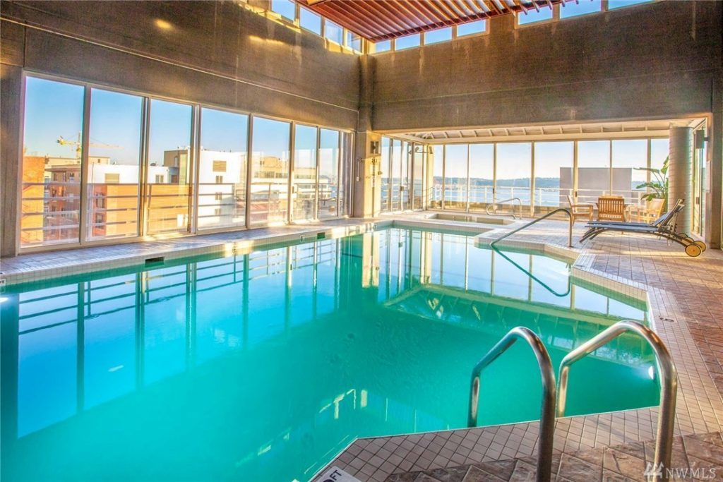 Continental Place Pool