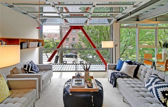 A Loft for Sale in Our Favorite Building