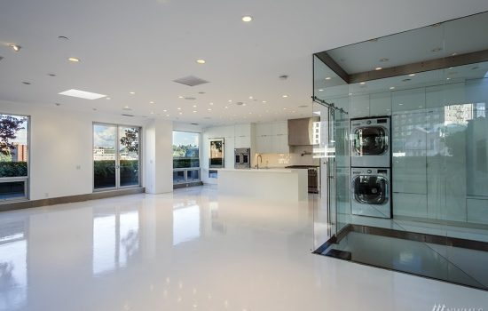 All White, Ultra Modern Condo