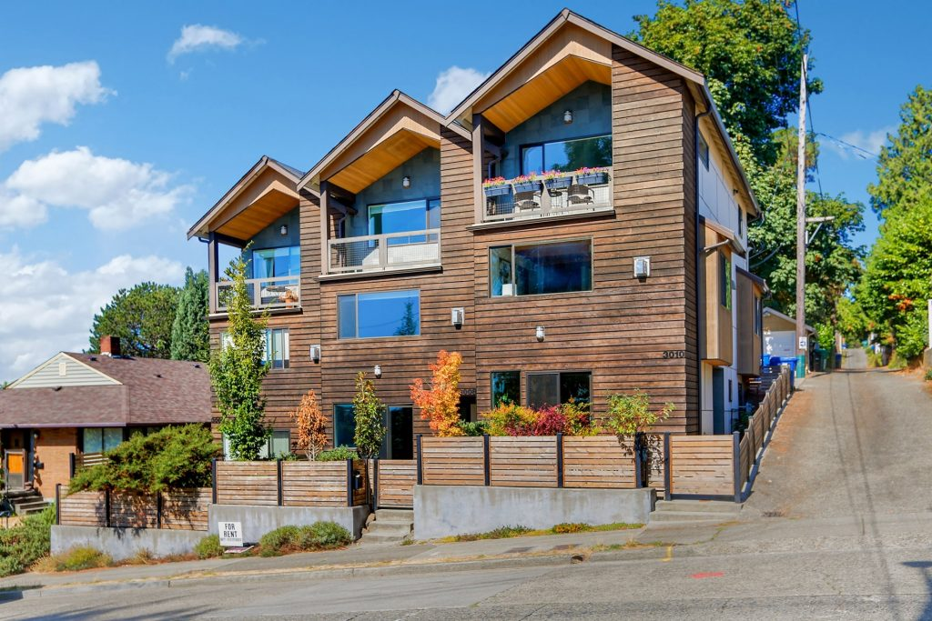 Nice Looking Townhome In Bryant Urban Living