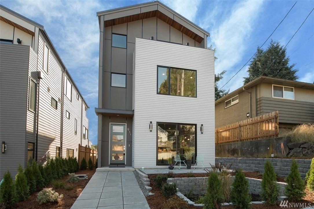 8 New Single Family Homes By Green Lake Urban Living