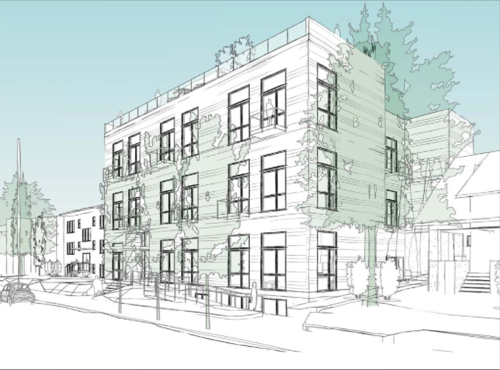 56 unit condo building coming to eastlake starting at for Building a house for 250k